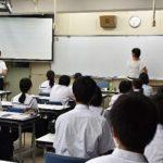 健康教育に関する講師派遣プロジェクト「かがやきスクール」講演会