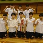 春日井市内スポーツ大会②